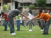 Character Building Training tahap I